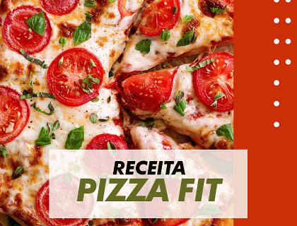 Receita de Pizza Fit