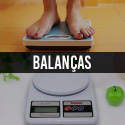 Balanças Digitais de Cozinha