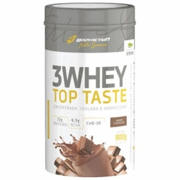 3 whey chocolate