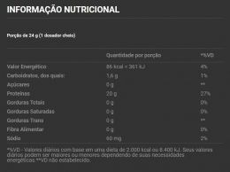 best whey iso abacaxi