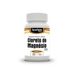 Cloreto de Magnésio - 600mg (60caps)
